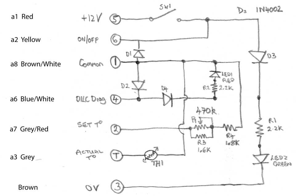 controllers 2 eberspacher d2 faults Airtronic D2 Wiring Diagram #4