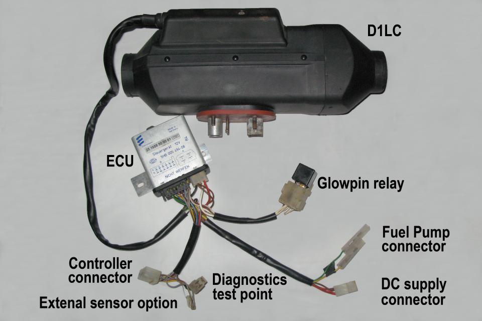 Eberspacher Wiring Diagram D1l - Somurich com